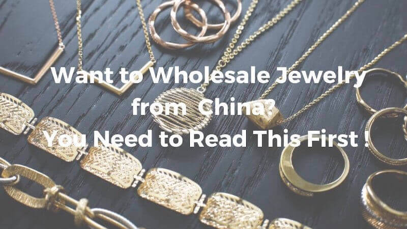 wholesale Jewelry from China