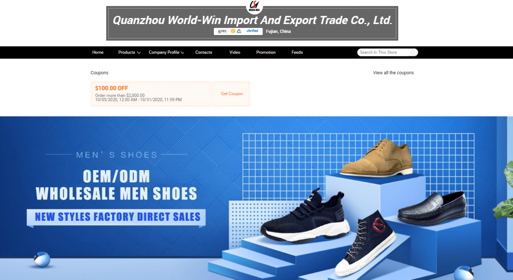 Quanzhou World-Win Import And Export Trade Co., Ltd