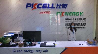 2.Shen Zhen Pkcell Battery Co., Ltd
