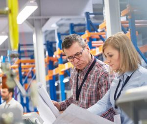 Consumer Electronics Factory Audit