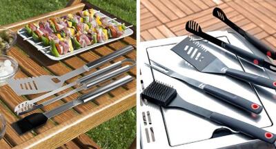 1.BBQ tools