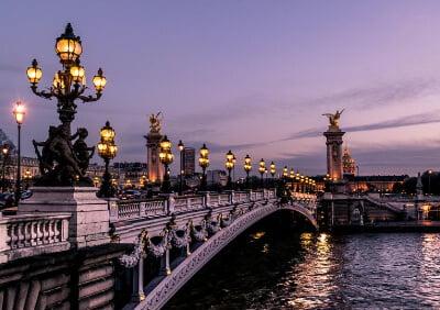1.Bridge Lamps