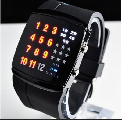 1.Digital Watches