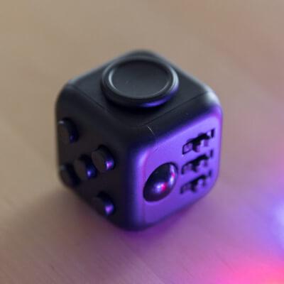 1.Fidget Cubes