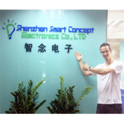 1.Shenzhen Smart Concept Electronics CO., Ltd.