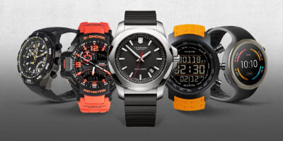 10. Sports Watches