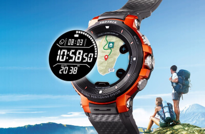 10.GPS TRACKER SMART-WATCHES