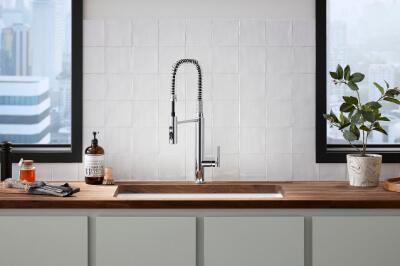 10.Kitchen Faucet