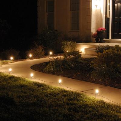 10.Path Lights