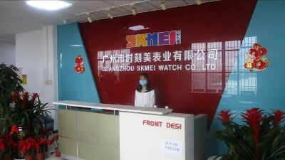 12.Guangzhou Skmei Watch Co., Ltd