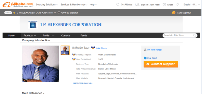 12.J M Alexander Corporation