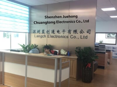 13.Shenzhen Robotlinking Technology Co., Ltd.