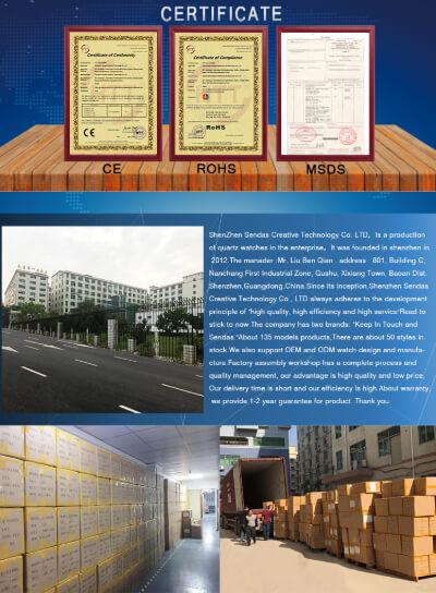 14.Shenzhen Senda Creative Technology Co., Ltd