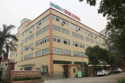 14.Zhongshan Yinghao Solar Technology Co., Ltd.