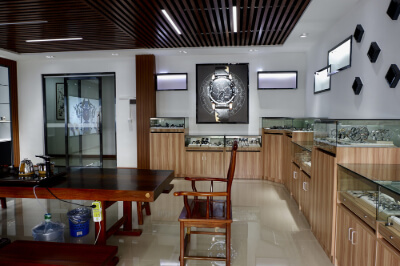 17. Guangzhou JCY Watch Co., Ltd