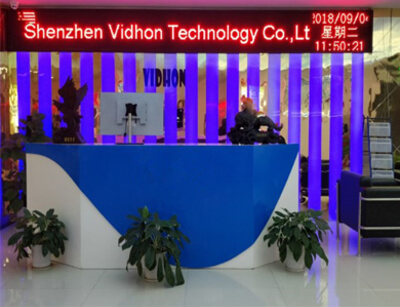 18. Shenzhen Vidhon Technology Co., Ltd.