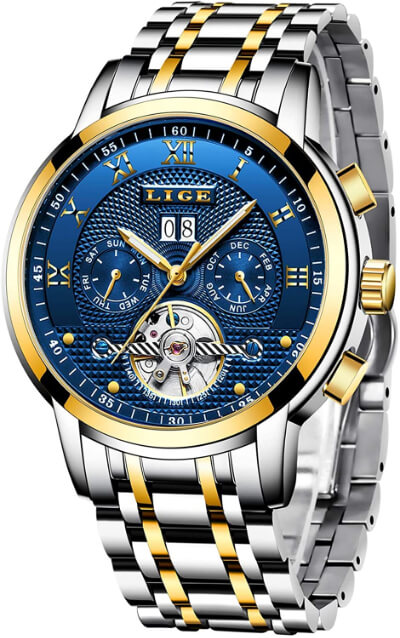 2. Mechanical Watches