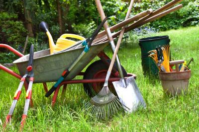2.Garden Tools
