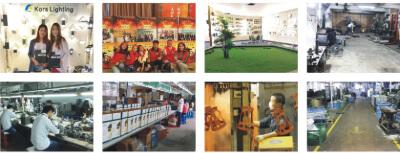 2.Jiangmen Jianhai Kors Lighting Co., Ltd.
