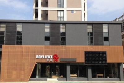 2.RoyllentLinan Toplong Decoration Material Co., Ltd
