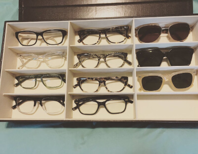 3. Eyeglasses Frames