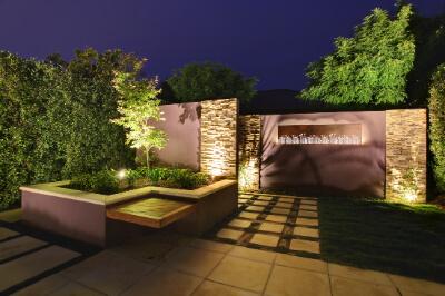 3.Garden Lights