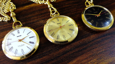 4. Pocket Watches