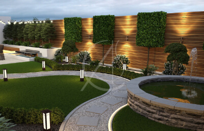 4.Garden Landscaping
