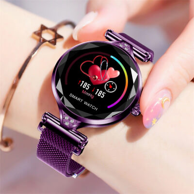 5. SMART-WATCHES FOR GIRLS