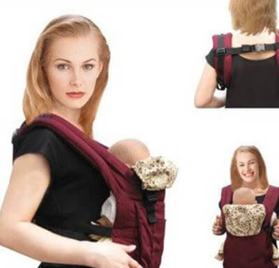 5.Baby Carrier
