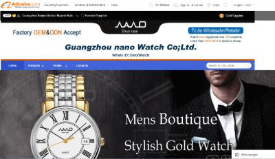 5.Guangzhou Baiyun District Nayimi Watch Factory
