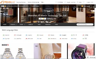 6.Shenzhen Ali Watch Technology Co., Ltd.