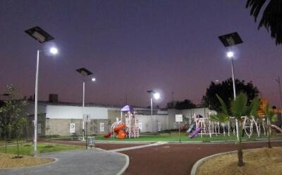 6.Solar Lights