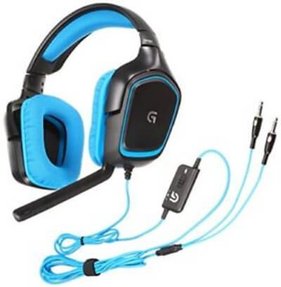 6.Surround Sound Headphones