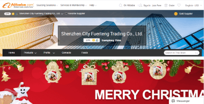 7.Shenzhen City Fuerteng Trading Co., Ltd.