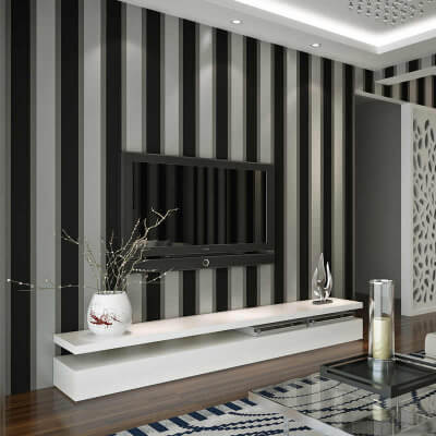 7.Textile Wallpapers