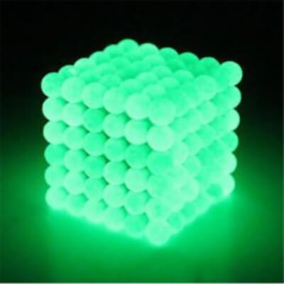 8.Magnetic Balls