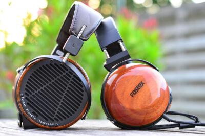 8.Open Back Headphones
