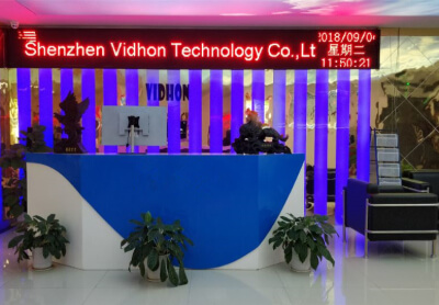 8.Shenzhen Vidhon Technology Co, Ltd