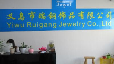 8.Yiwu Ruigang Jewelry Co., Ltd.