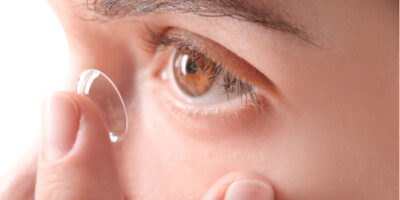9.Contact Lenses