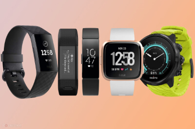 9.FITNESS SMART-WATCHES