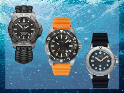 9.Waterproof Watch