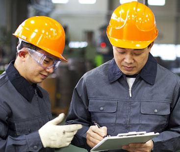 Home Appliances Factory Audit