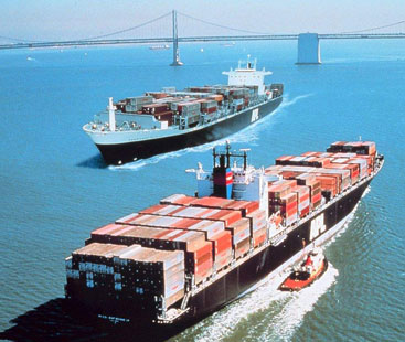 Wallpapers Sea Freight From Shipping