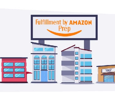 personal care products Amazon FBA Prep