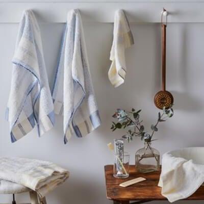 1.Bath Towels