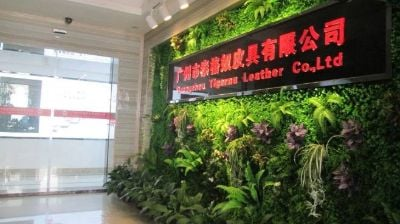 10.Guangzhou Tigernu Leather Co., Ltd.