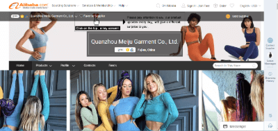 10.Quanzhou Meiju Garments Co., Ltd.