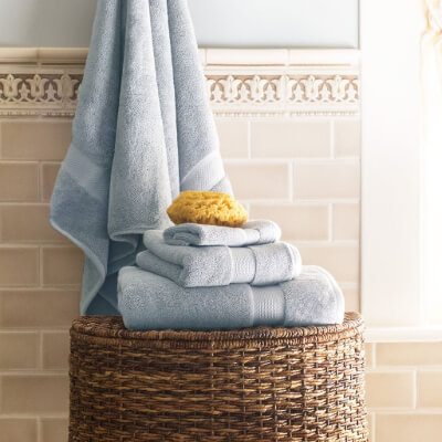 10.Shower towels